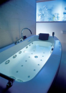 bañera hidromasaje Altea